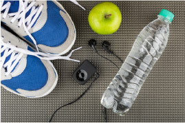 Exercise and Physical Activity for Healthy Lifestyle