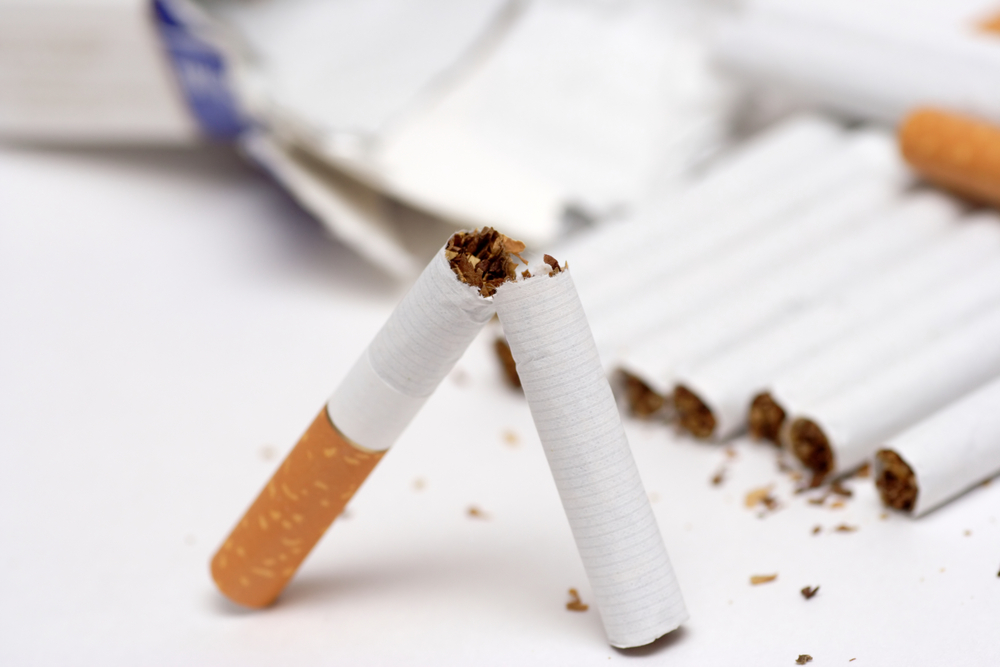 Stop Smoking Today for Healthy Lungs